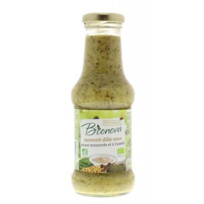 Bionova Mosterd dille saus