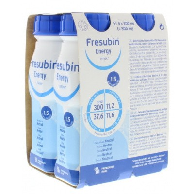 Fresubin Energy drink neutraal 200 ml