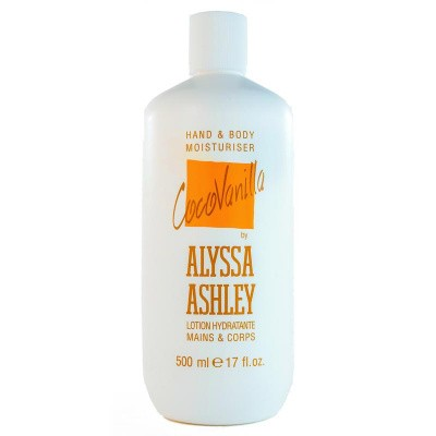 Alyssa Ashley Trendy line cocovanila hand & body lotion