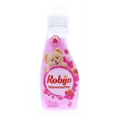 Robijn Wasverzachter pink sensation