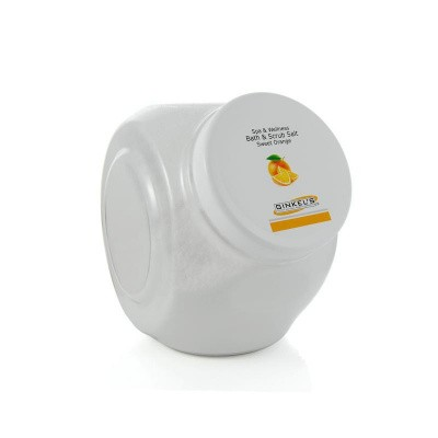 Ginkel's Bath & scrub salt sweet orange