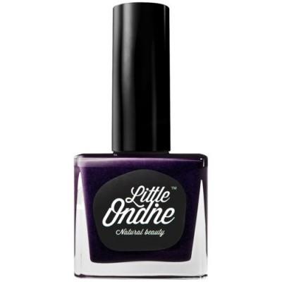 Little Ondine Nagellak plum gorgeous metallic purple