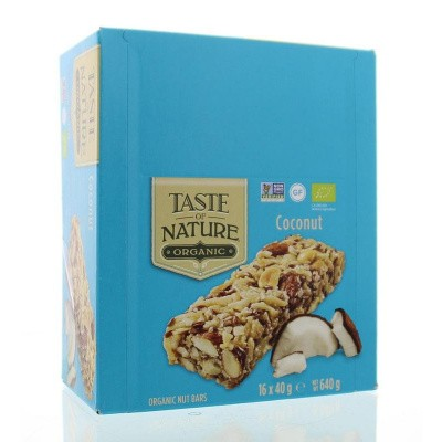 Taste Of Nature Coconut granenreep