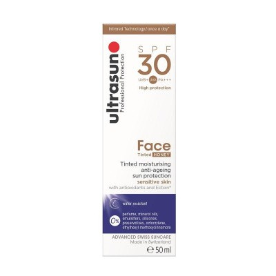 Ultrasun Face tinted SPF 30
