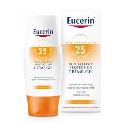 Eucerin Sun allergy protection creme gel spf 25