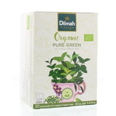 Dilmah Pure green biologisch