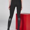 Foto van Vestrum Winter Syracuse Dames Rijbroek Knee Grip Zwart