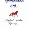 Foto van Cadeaubon €10,-
