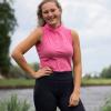 Foto van Kingsland Vanda Dames Mouwloos Shirt Roze
