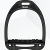 Foto van Flex-On stijgbeugels, Aluminium, Zwart - zwart, griptreat