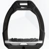 Foto van Flex-On stijgbeugels, Safe On, Zwart- grijs, ultragrip
