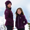Foto van Flags & Cup Parola Dames Jas Prune Dark Fuschia