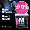 Foto van NAF M Power 2,7 kg (speciale actie een maand gratis)