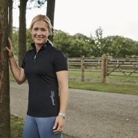 Kingsland Denise Dames Trainingsshirt Blauw