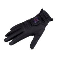 One Equestrian Handschoenen Zwart