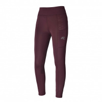 Kingsland Kattie Dames Rijlegging Full Grip Red Port Royal