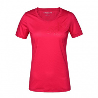 Kingsland Janisi Dames Trainingsshirt Red Geranium