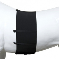 One Equestrian Body Bandage Zwart