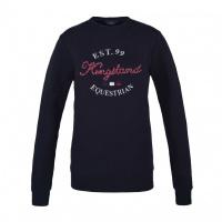 Kingsland Bas Sweater Unisex, Blauw