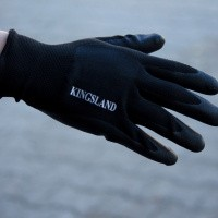 Kingsland Abbe Werk Handschoenen Unisex, Zwart
