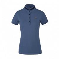 Kingsland Cotton Pique Dames Polo, Blauw China