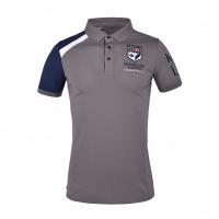 Kingsland Ifan Heren Polo Shirt Iron Bruin