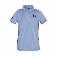 Kingsland Vera Junior Polo Shirt Licht Blauw