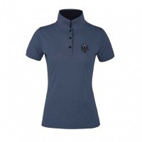 Foto van Kingsland Agape Dames Polo, Blauw China