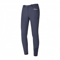 Kingsland Kasandra Dames Winter Rijbroek Knee Grip Blauw