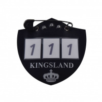 Kingsland Iban Nummerhouder Blauw