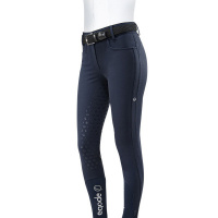 Eqode By Equiline Donna Dames Rijbroek Full Grip Blauw