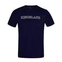 Kingsland Lamar Heren T-Shirt Blauw