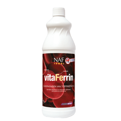 Foto van NAF VITAFERRIN 1 liter