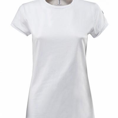 Foto van Eqode By Equiline Dames T-Shirt, Wit