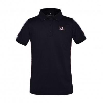 Foto van Kingsland Vera Junior Polo Shirt Blauw