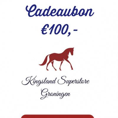 Foto van Cadeaubon €100,-