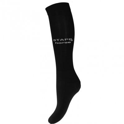 Foto van Stapp Sokken Ultra Fine 3 paar Zwart