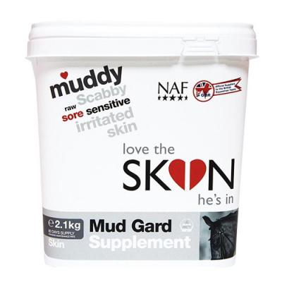 Foto van NAF LOVE THE SKIN MUD GARD SUPPLEMENT 2.1 kg