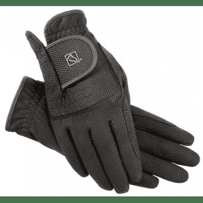 Foto van SSG Gloves, Rijhandschoenen Digital Style 2100, Zwart