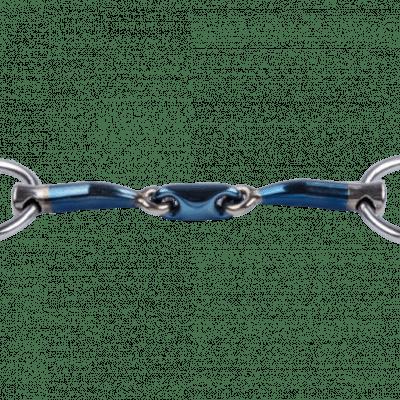 Foto van Trust, Sweet Iron loose ring bradoon eliptical