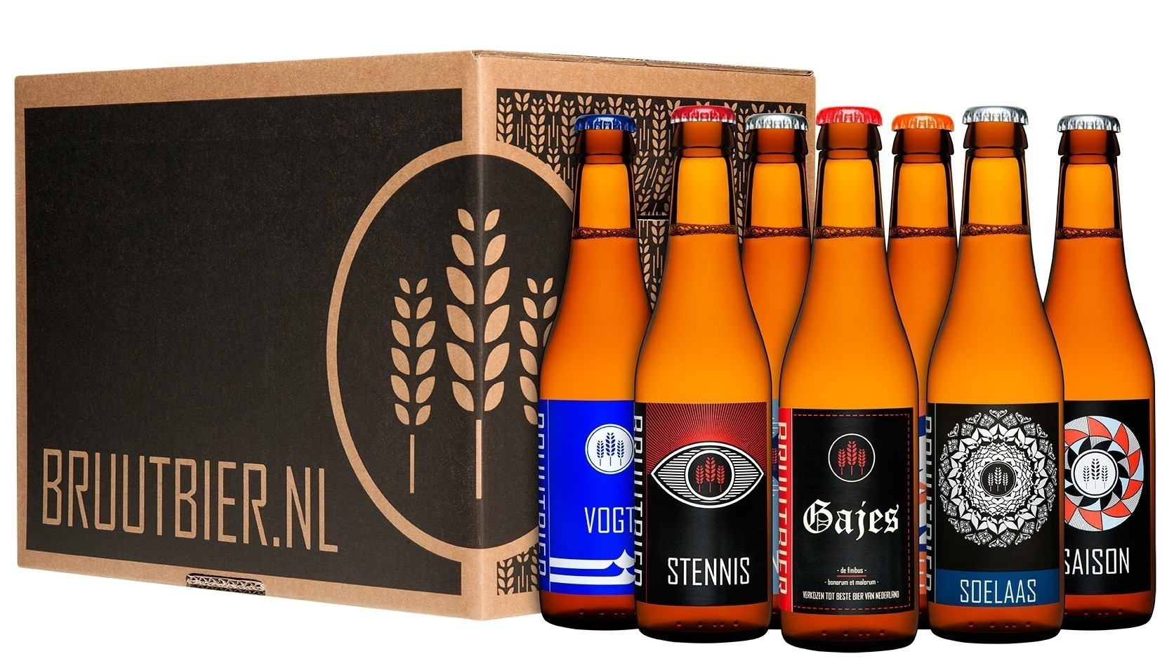 Sixpack Assorti Special beers