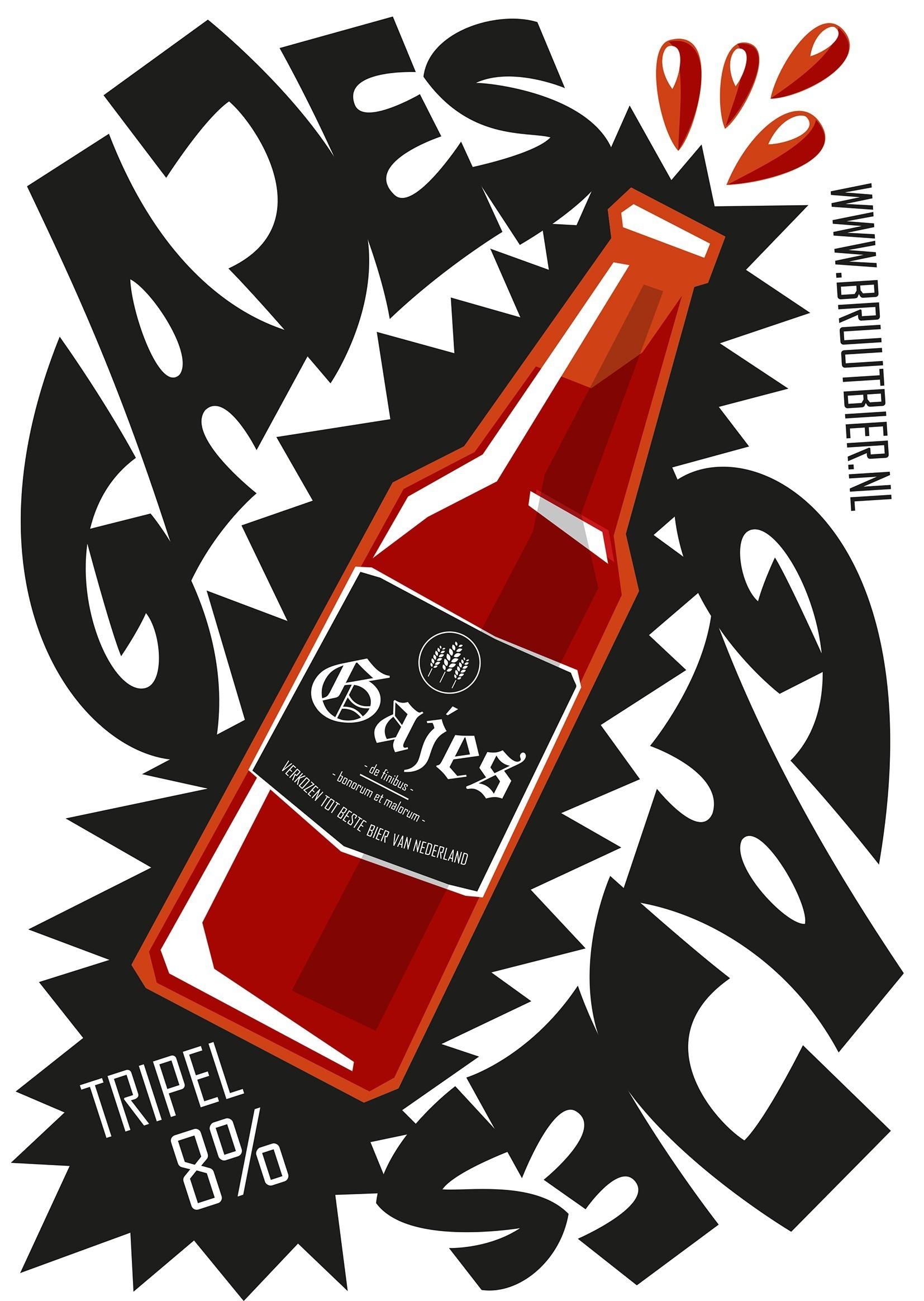 Gajes RISO-print poster