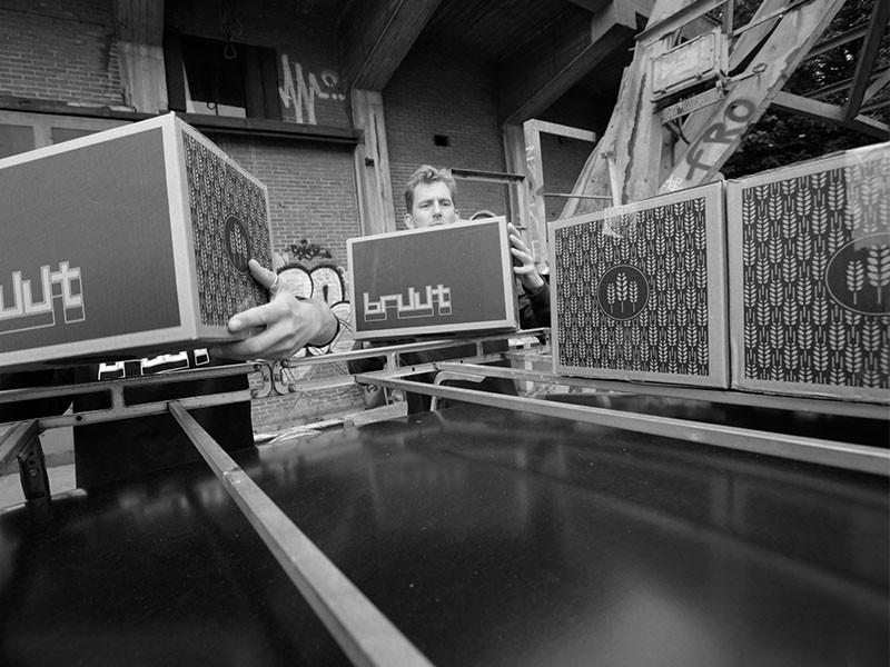 microbrouwerij bruut bier amsterdam