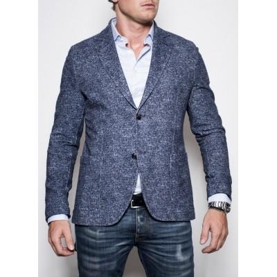 Foto van CIRCOLO Jacket Blu