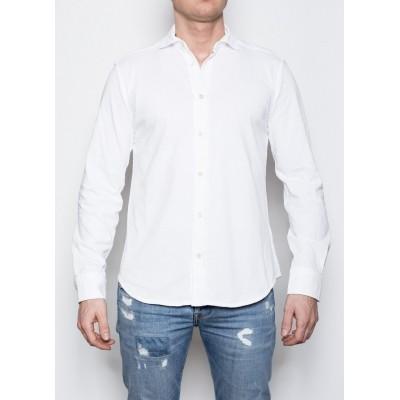 Circolo Jersey Shirt Wit