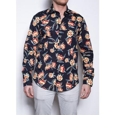 Brian Dales Shirt Flower Magnum