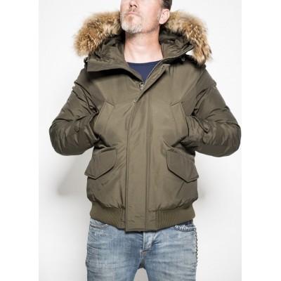Foto van Woolrich Polar Jacket Green