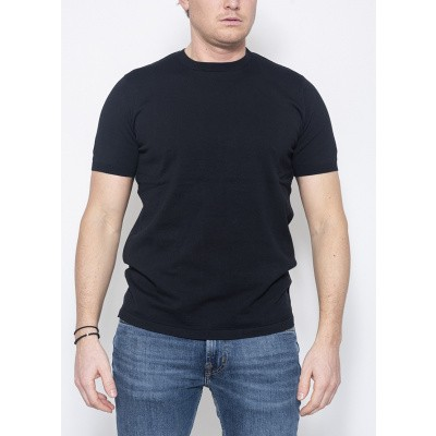 Aspesi Kitted T shirt Black