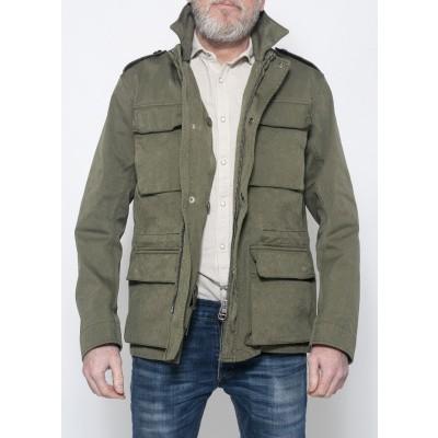 Ten C Woodland Jacket Olive