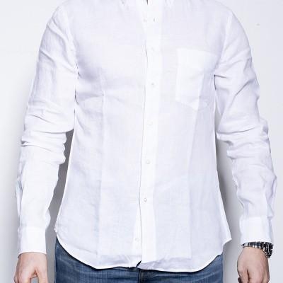 Foto van Aspesi Camicia Linen White